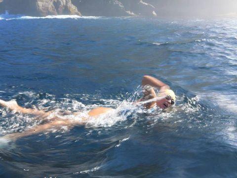 Carina Swim for Hope 2015