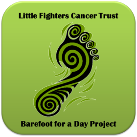 LFCT Barefoot for A Day logo